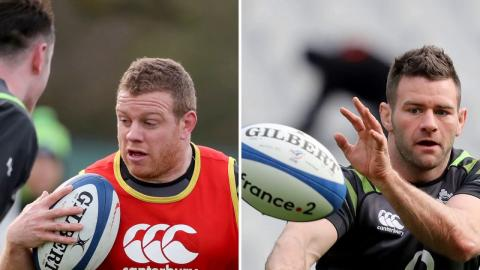 Irish Rugby TV: In the chair - Fergus McFadden and Sean Cronin