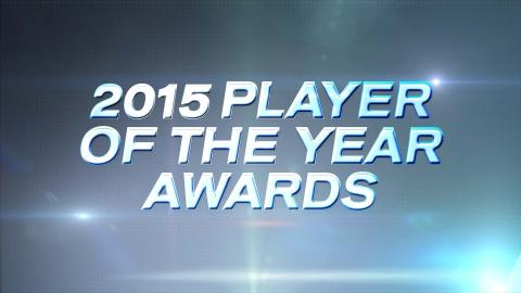 BWF Player Of The Year Awards 2015 | Badminton - Male Player Winner