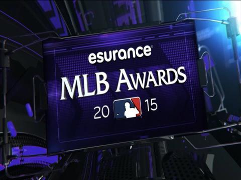 Esurance presents the 2015 MLB Awards