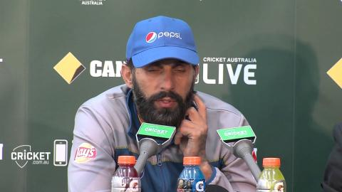 Misbah to consider future in coming days