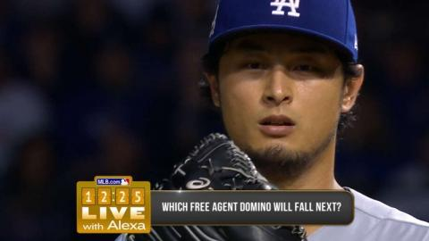 Feinsand on possible next free-agent signing