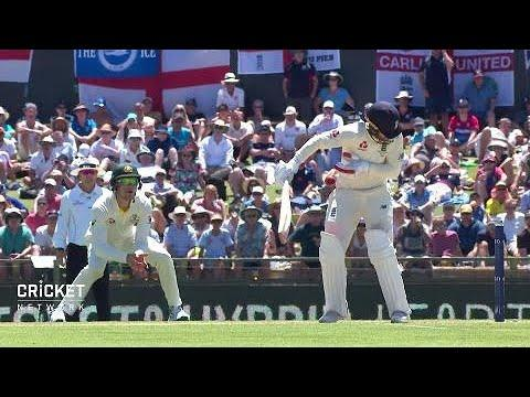 Third Test: Australia v England, day one