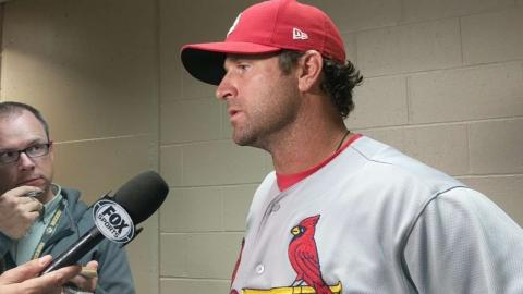 STL@PIT:  Matheny on smart pitching in 11-10 win