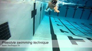 Freestyle Swimming Technique - How To Swim Freestyle