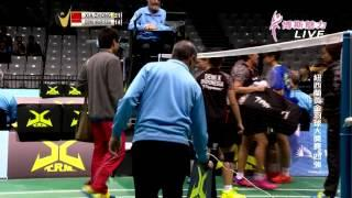 [WD] Badminton Semifinal 2015 New Zealand Open Grandprix Gold