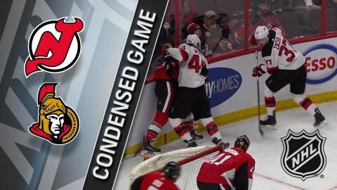 02/06/18 Condensed Game: Devils @ Senators