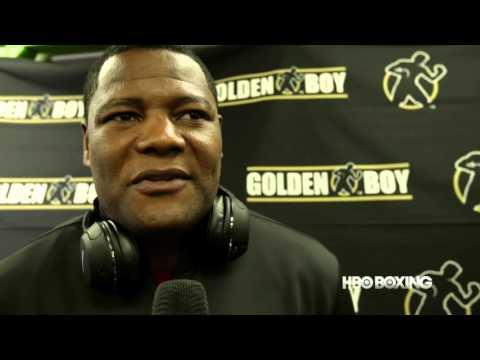 HBO Boxing News: Luis Ortiz Interview