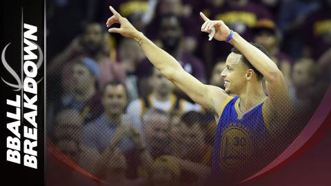 NBA Top 5: Steph Curry