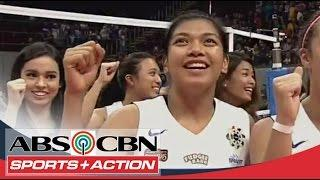 UAAP 77 Women's Volleyball: ADMU Vs NU Full Game