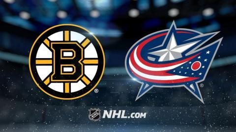 Blue Jackets squander lead, recover to beat B's in SO