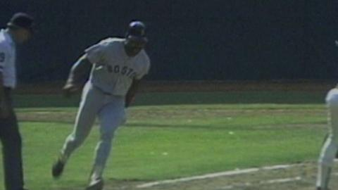 1986 ALCS Gm5: Henderson's series changing homer