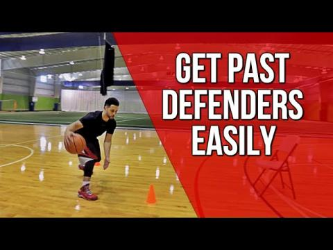 Basketball Moves To Get Past Defenders!