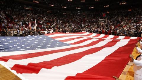 Memorial Day NBA Vault: Top 5 Moments