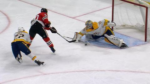 10/27/17 Condensed Game: Predators @ Blackhawks
