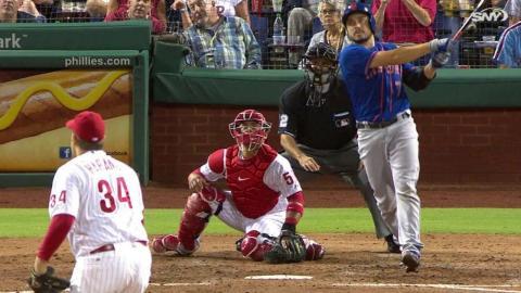 NYM@PHI: d'Arnaud's two-run homer sets franchise mark