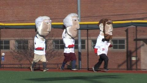 Cespedes Family BBQ takes in Racing Presidents tryout