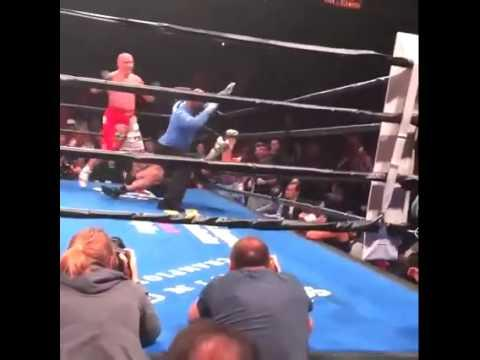 Knockout Of The Year From Fight Of The Year !! Glowacki Brutal KO Win Over Marco Huck