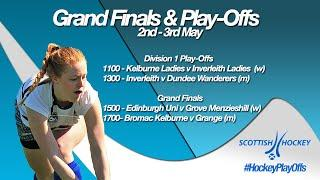 Scottish Hockey Grand Finals & Play-offs