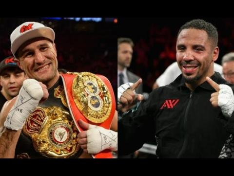 Sergey Kovalev vs Andre Ward Fight Is Official !! Neither Guy Will Be P4P #1 After & Why !!