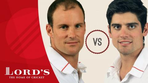 Andrew Strauss vs Alastiar Cook | Who's The Greatest?
