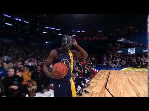 Victor Oladipo with the Black Panther Dunk!!! | 1st Round, 2nd Dunk