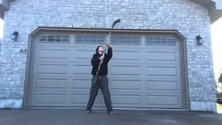Zac Bell Insane Hockey Tricks