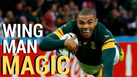 Top 5 RWC Tries from Number 14s