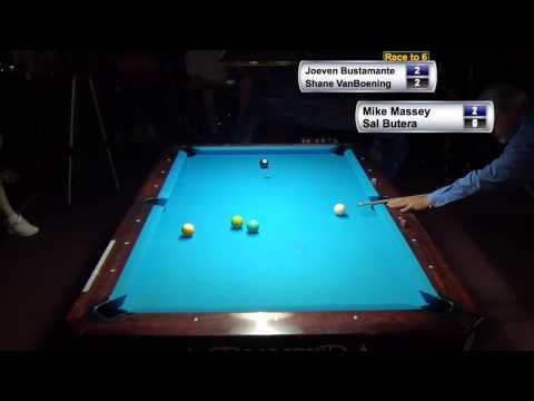PT 29 - Mercer 25 - Shane VanBoening vs Joven Bustamante