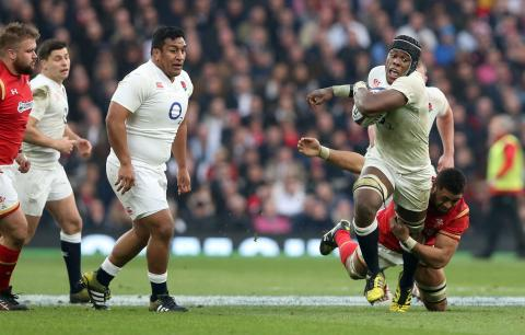 Short Highlights (Worldwide) - England 25-21 Wales | RBS 6 Nations