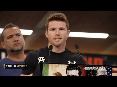 HBO Boxing News: Canelo-Kirkland Press Conference