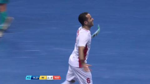 Iran v Australia - Match Highlights Indoor Hockey World Cup - Men's Bronze Medal Match