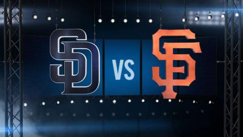 6/23/15: Padres break through late, top Giants in 11