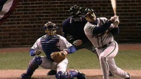 1998 NLDS Gm3: Perez belts grand slam in the 8th