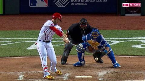2015 ASG: Price strikes out Harper in the 4th inning