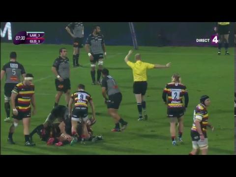 European Rugby Challenge Cup 2016/2017: R4 - La Rochelle vs Gloucester  17.12.2016
