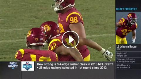 Could these 4 unheralded edge rushers develop into NFL stars?