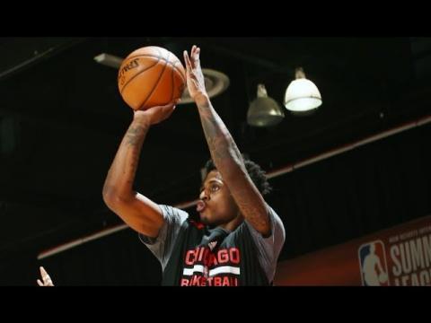 Full Highlights: Chicago Bulls vs Washington Wizards, MGM Resorts NBA Summer League | July 11
