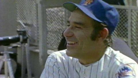 ATL@NYM: Mets look back on Yogi Berra's legacy