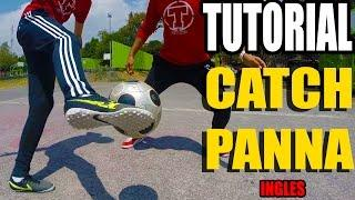Learn Amazing PANNA Skill TUTORIAL ★ Football Soccer Neymar/Ronaldo SKILLS