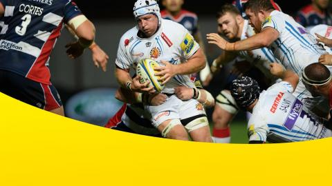 Bristol Rugby v Exeter Chiefs - Aviva Premiership Rugby 2016-17