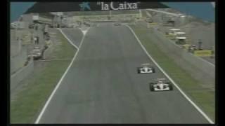 Formula 1 Gp Barcellona 1991 Il Sorpasso Più Lungo