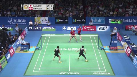 Play Of The Day | Badminton R16 - BCA Indonesia Open 2017