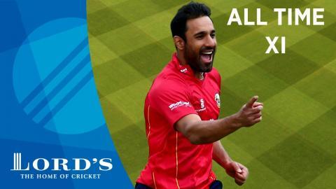 Warner, Kohli & Akram - Ravi Bopara's All Time XI
