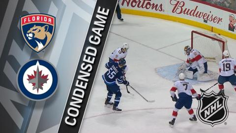 02/18/18 Condensed Game: Panthers @ Jets