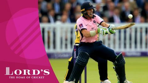 Middlesex vs Hampshire | Natwest t20 Blast Highlights