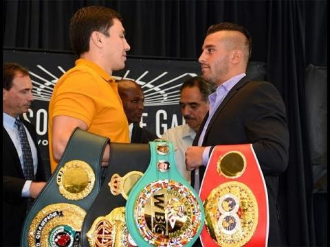 Gennady Golovkin Scared Of David Lemieux ?? Also Cotto vs Canelo Winner Going To Unify ??