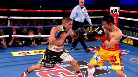 Fight highlights: Srisaket Sor Rungvisai vs. Juan Francisco Estrada (HBO World Championship Boxing)