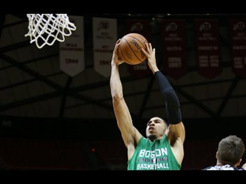 Jayson Tatum Through 2 Games at the Utah Summer League | Combined 44 pts and 17 rebs