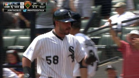 KC@CWS: Soto puts White Sox on board with solo shot