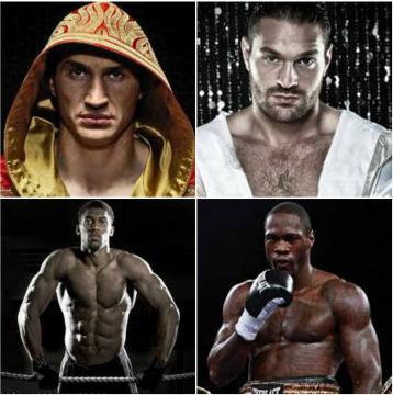 Klitschko vs Fury End of 2015 & Deontay Wilder vs Anthony Joshua Mega Fight Possibility !!